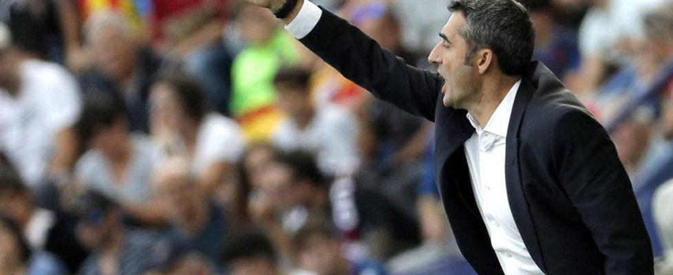 Valverde levante ida