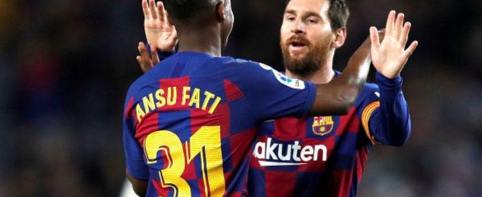 Ansu Messi