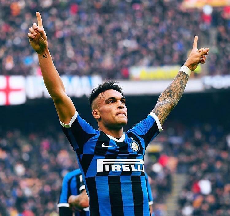Lautaro es la estrella en el Inter