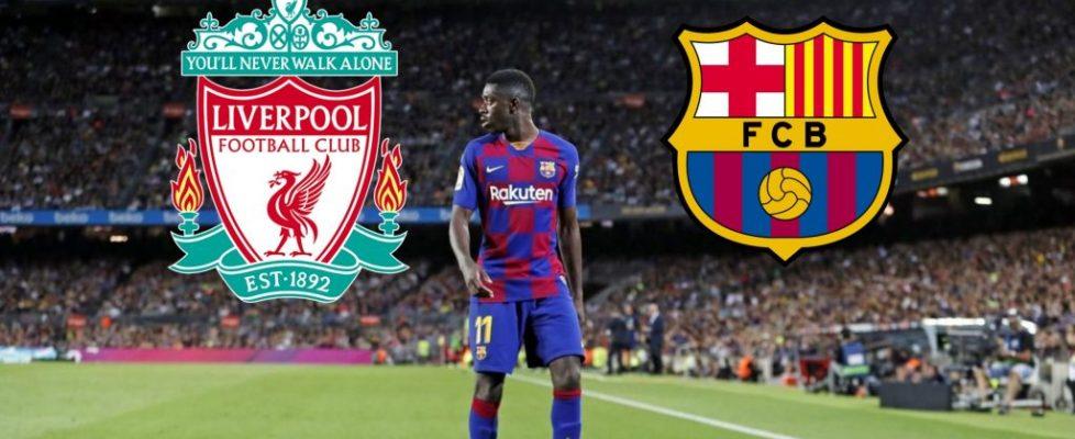 Dembelé suena para el Liverpool
