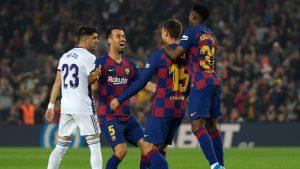 Barça 5-1 Valladolid