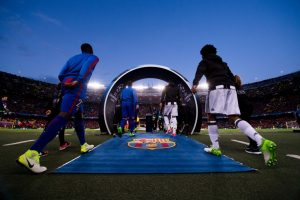 Barça-Juve. Fuente: Getty Images