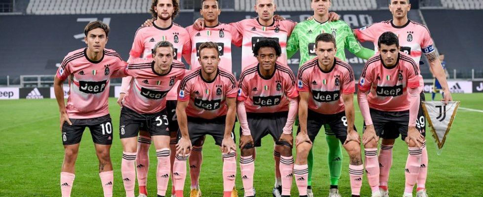 Juventus. Fuente: Getty Images