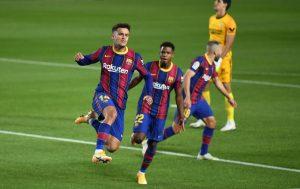 Coutinho celebrando un gol. Fuente: Getty Images