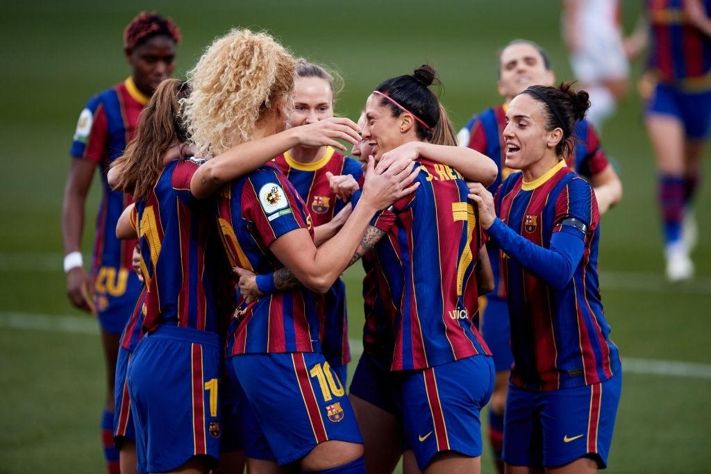 Pleno de victorias para el Barça de Lluis Cortés. Fuente: Getty Images