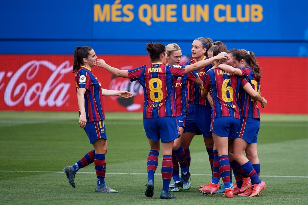 El Barça suma 700 días sin perder en liga. Fuente: Getty Images