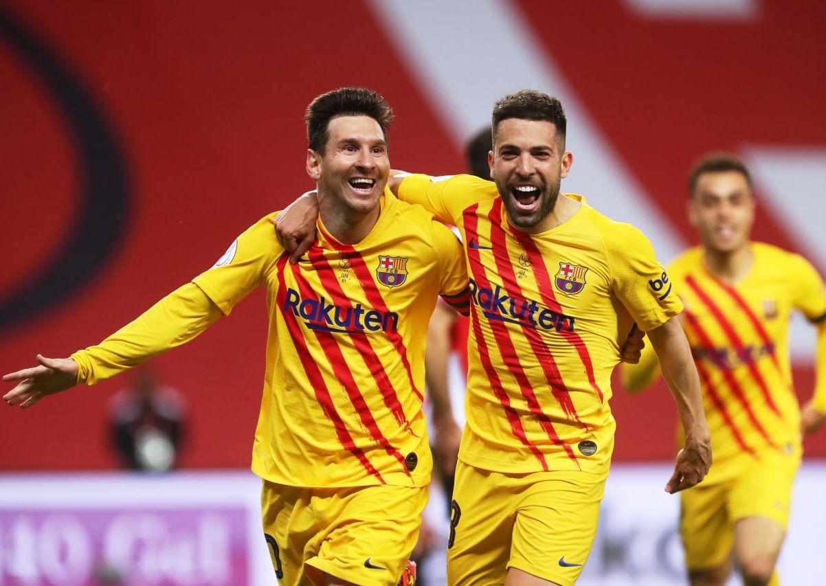 Copa Messi Alba
