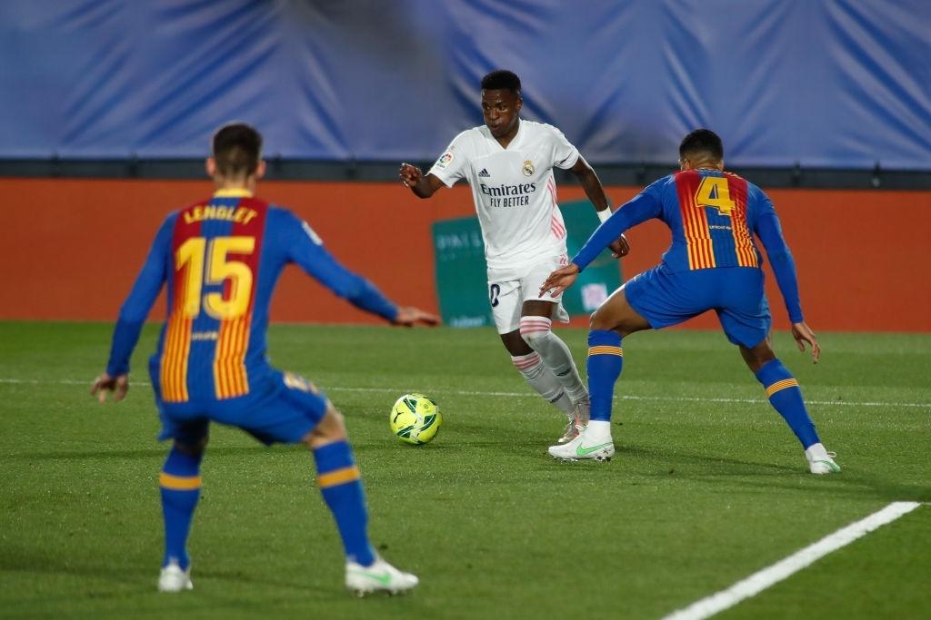 Clásico en Madrid