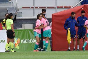 María Pérez sustituye a Patri Guijarro. Fuente: Athletic Club