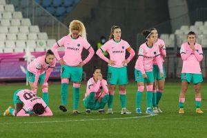 El Barça no consiguió la Supercopa ante el ATM. Fuente: Getty Images