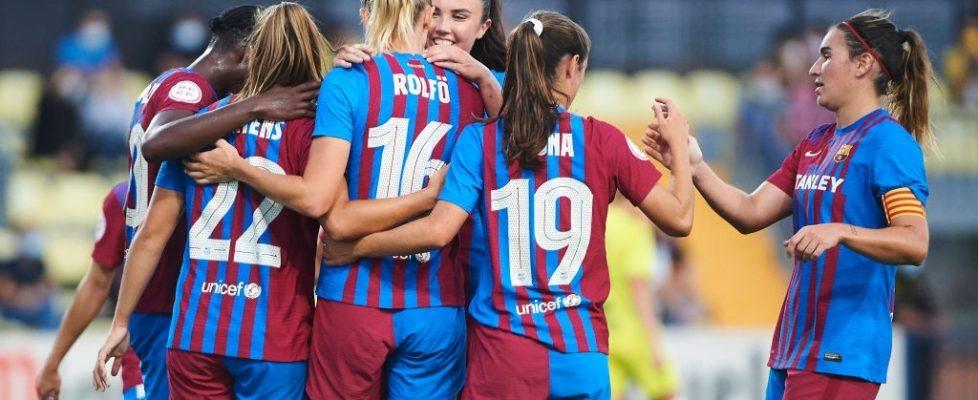 El Barça quiere más. Fuente: Getty Images
