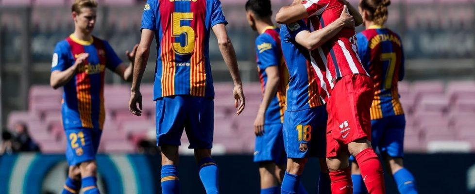 El Barça viaja a Madrid. Fuente: Getty Images